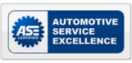 Automotive Service Excellence Logo