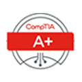 Comtia A+ Certification Logo