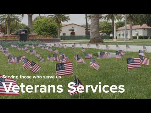 Welcome to Veterans Services