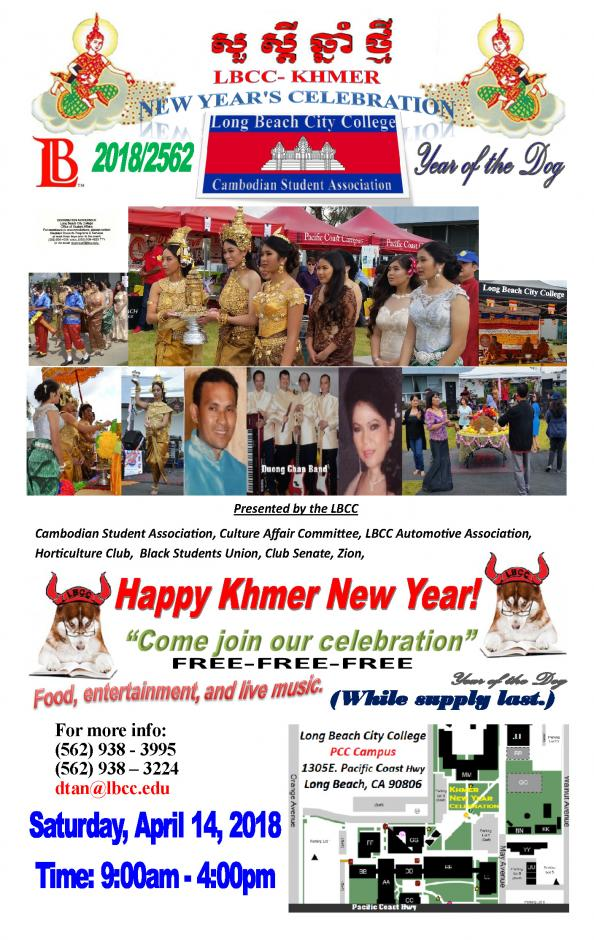 LBCC Khmer New Year's Celebration