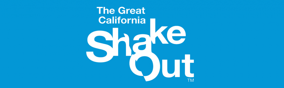 The Great CA ShakeOut.