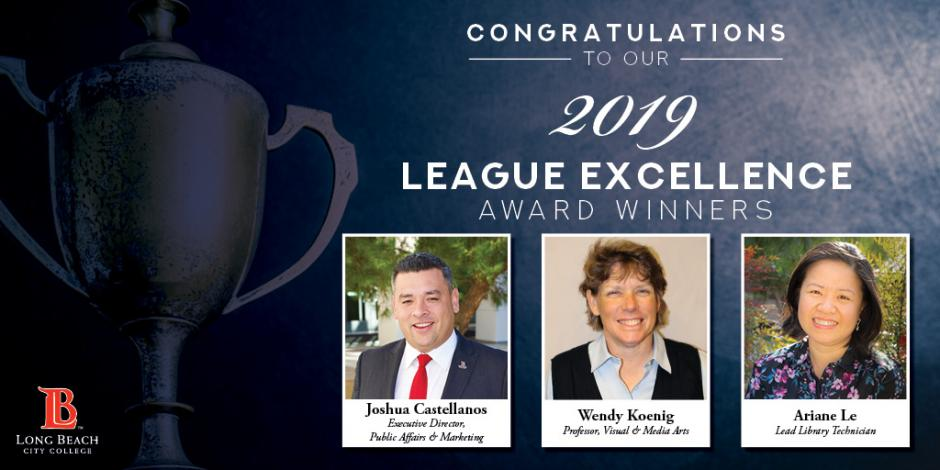 League Excellence Award