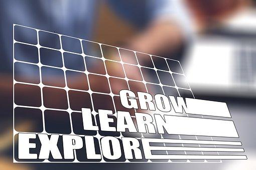 Grow, Learn & Explore