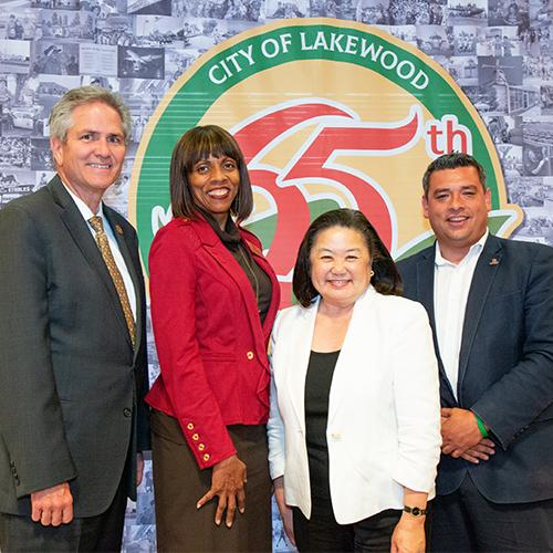 Lakewood Celebrates event in 2019