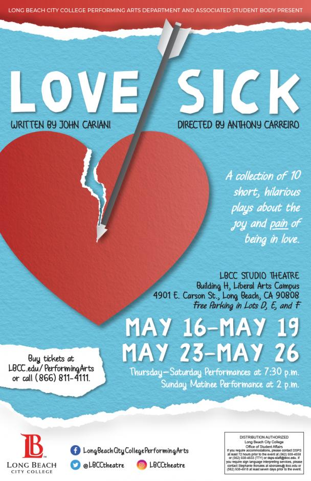 Love Sick Poster