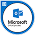 Microsoft Outlook Certification Logo