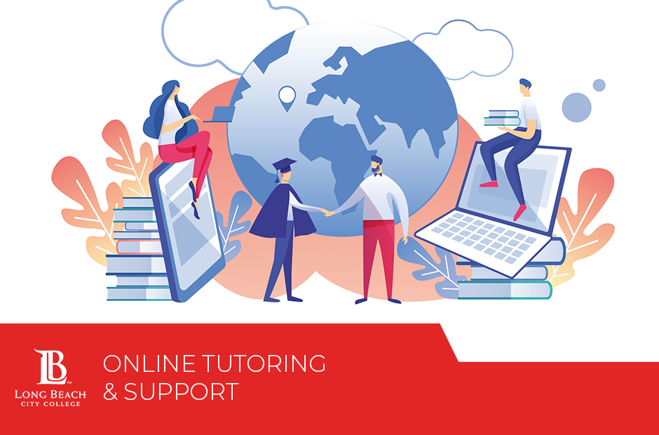 Online Tutoring & Support tile.
