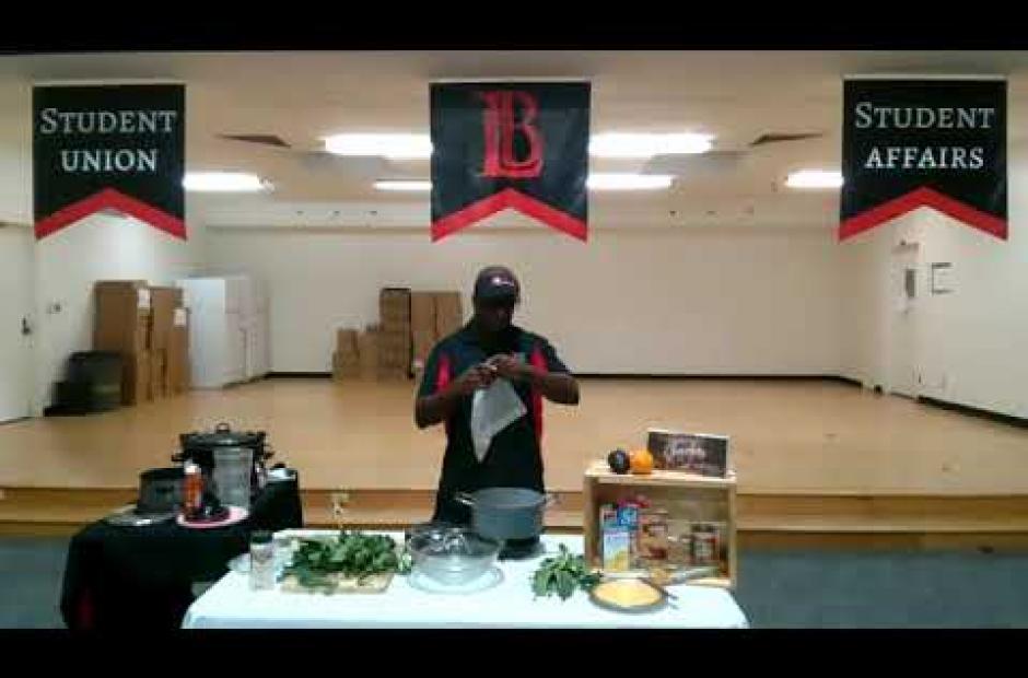 Viking Vault Cooking Show