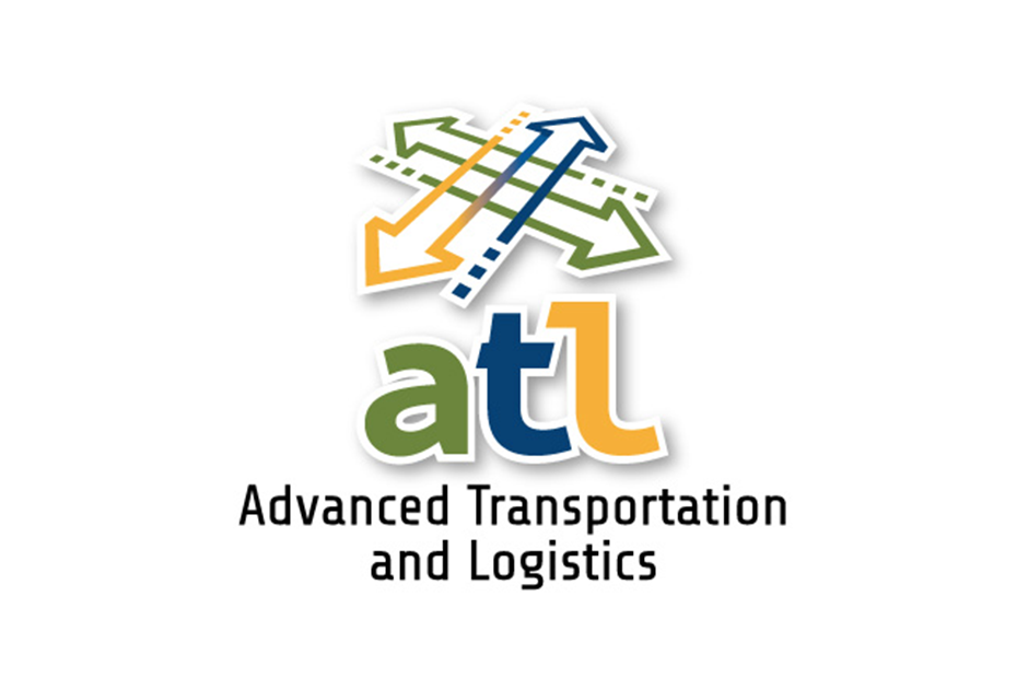 The Advanced Transportation & Logistics logo.