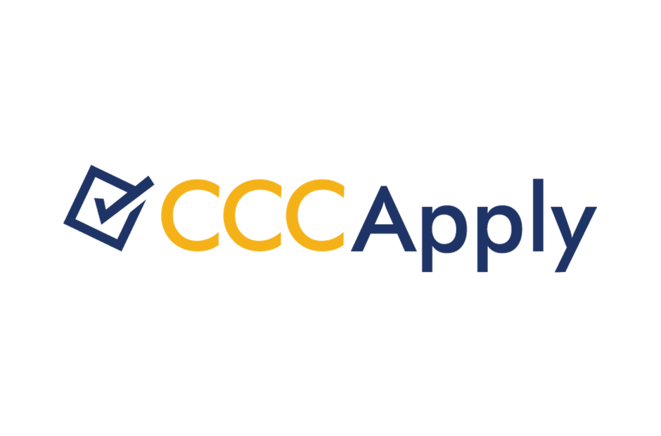 The CCCApply logo.