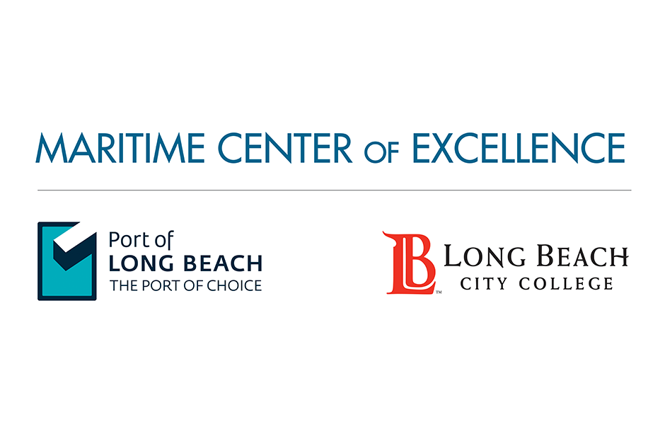The LBCC Maritime Center logo.