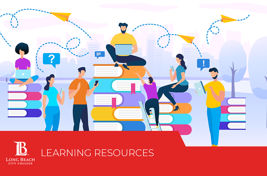 Learning Resources tile.
