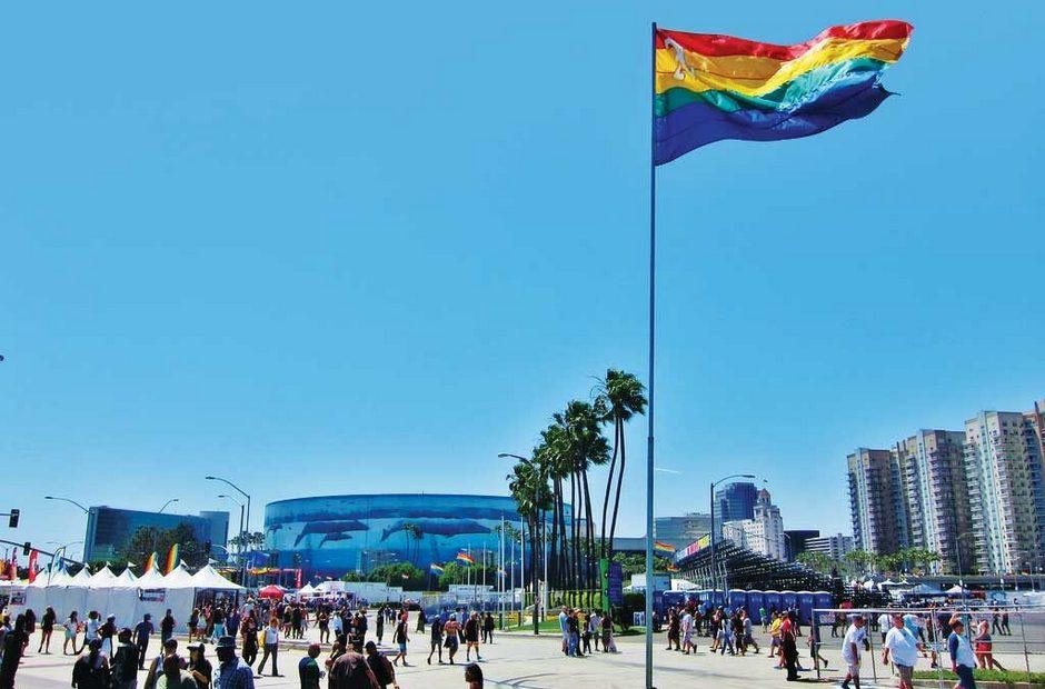 Long Beach Pride Festival 2018