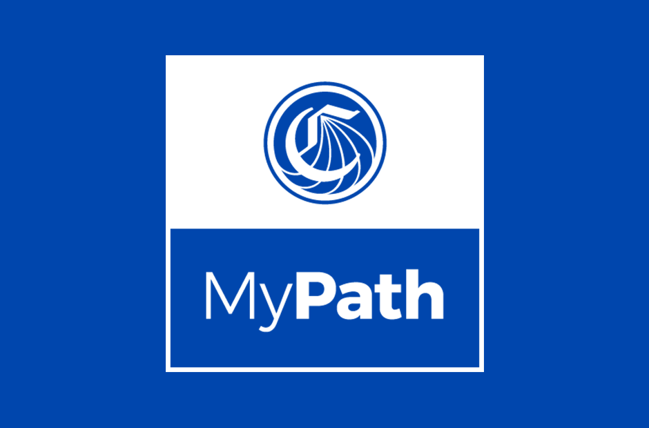 The MyPath logo