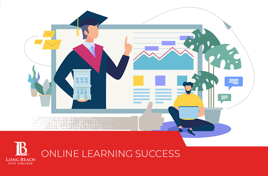 Online Learning Success tile.