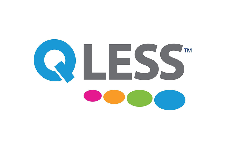 The QLess logo.