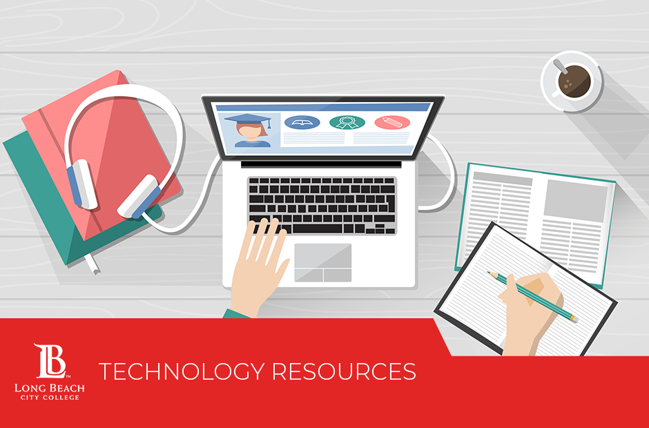 Technology Resources tile.