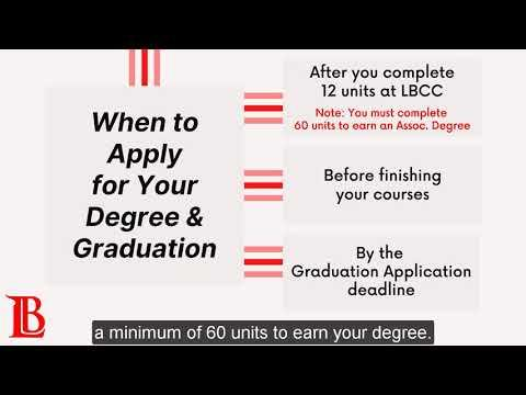 Receiving Your Degree or Certificate