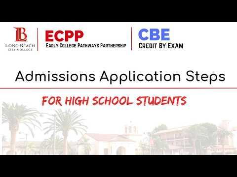 High School Credit by Exam