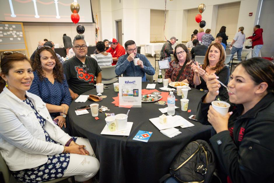 LBCC Classified Staff Luncheon