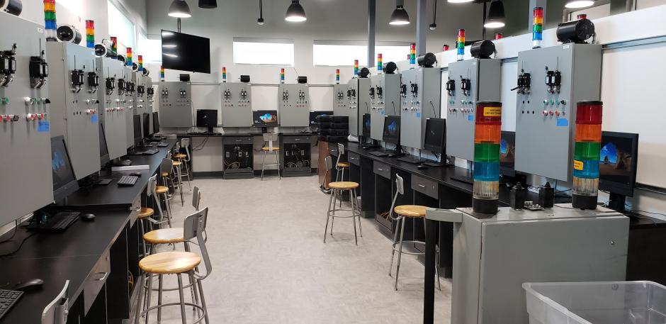 LBCC Electrical Technology Lab