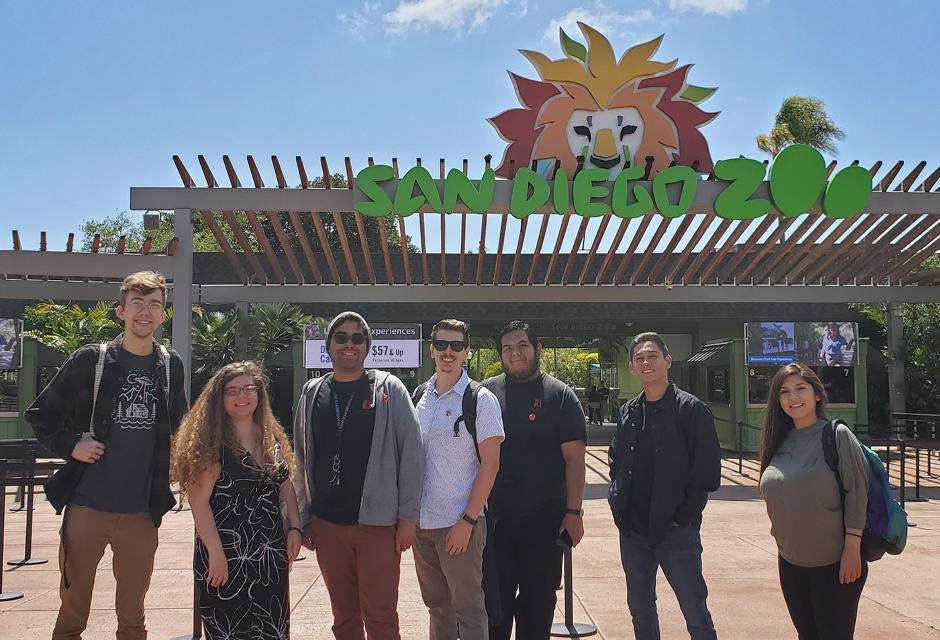 LBCC Anthropology Student Field Trip to San Diego Zoo