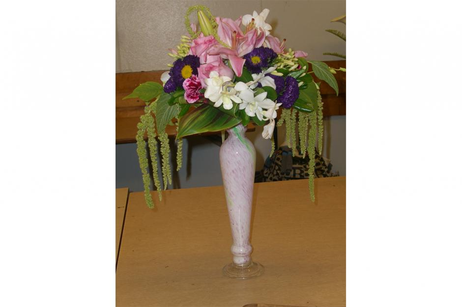Student Work of LBCC Floral Design Program