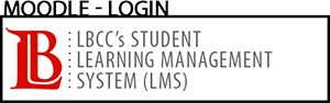 Moodle LMS login button