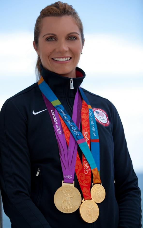 A picture of Misty May-Treanor.