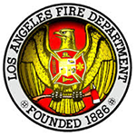 Los Angeles City Fire Department Logo