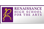 Renaissance High School for the Arts Logo